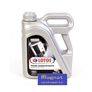 LOTOS Semisynthetic diesel 10W/40 4L