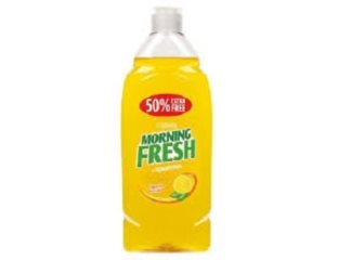 Morning Fresh do naczyń 450 ml żółty