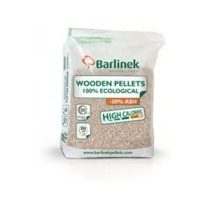 Pellet Barlinek 6mm 990kg